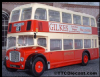CORGI OM40802 Bristol Lodekka FS Brighton Hove & District - PRE OWNED